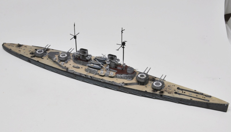 SMS Derfflinger, 1/700, Flyhawk, concours fighters Dsc_0519