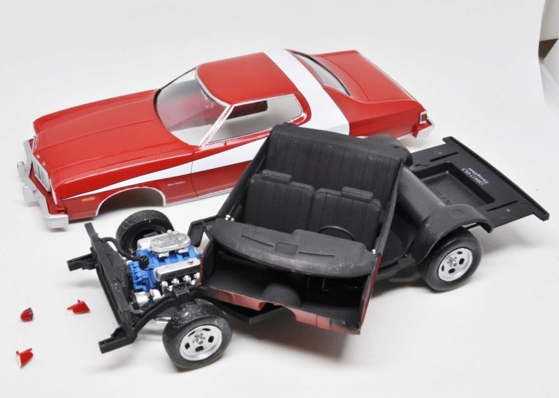 Ford Gran Torino 1976 - Starsky et Hutch - Revell 1/25 Dsc_0523
