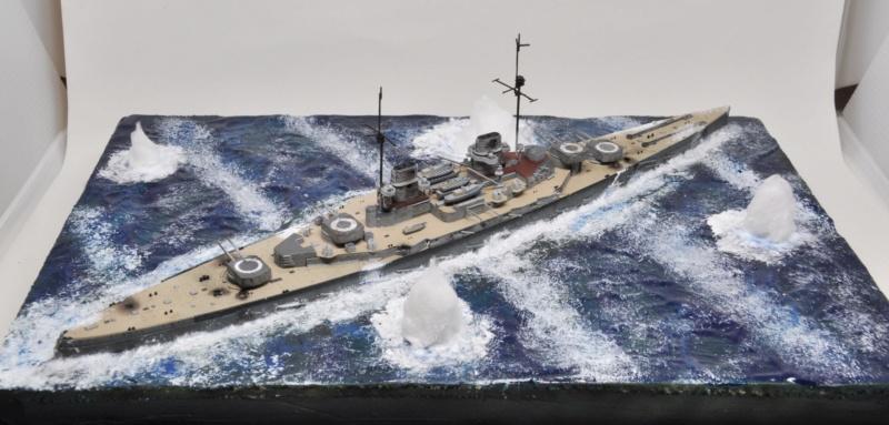 SMS Derfflinger, 1/700, Flyhawk, concours fighters Dsc_0528