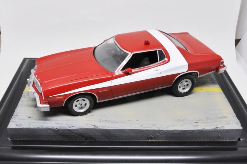 Ford Gran Torino 1976 - Starsky et Hutch - Revell 1/25 Dsc_0539