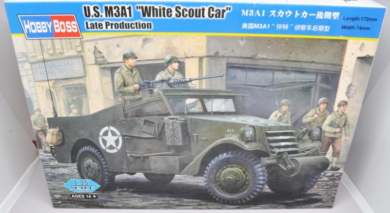 M3A1 Scout Car - 1/35 - Hobby Boss Dsc_0549