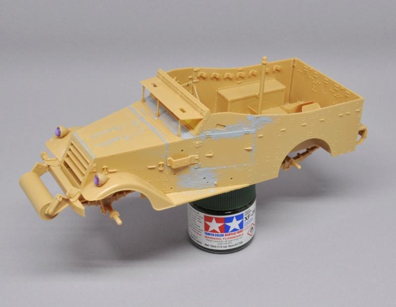 M3A1 Scout Car - 1/35 - Hobby Boss Dsc_0563