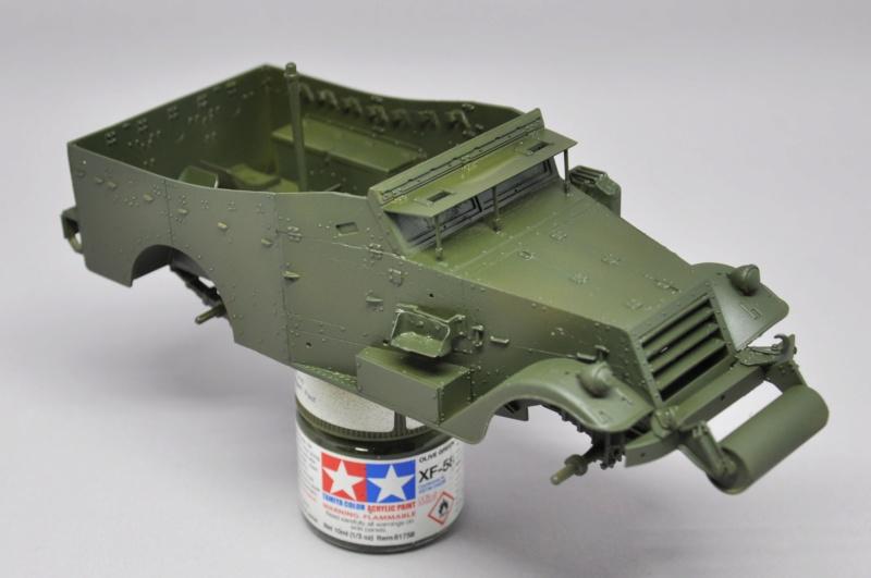 M3A1 Scout Car - 1/35 - Hobby Boss Dsc_0573
