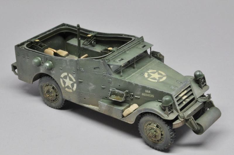 M3A1 Scout Car - 1/35 - Hobby Boss Dsc_0582