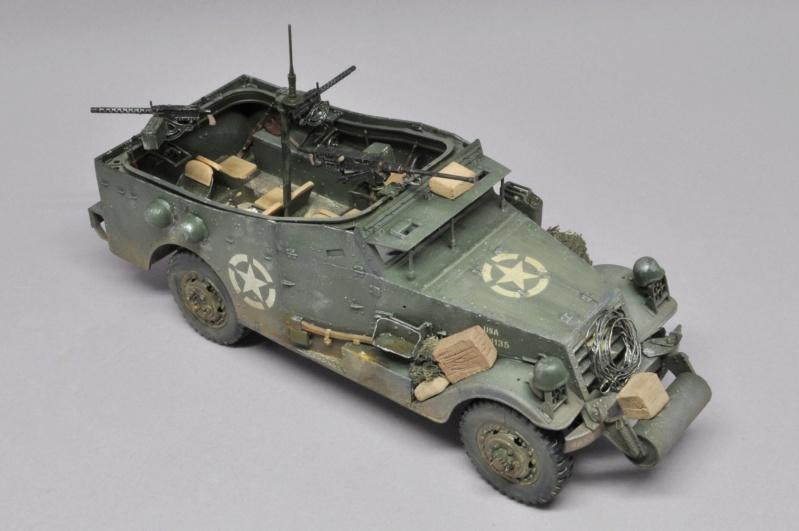 M3A1 Scout Car - 1/35 - Hobby Boss Dsc_0673