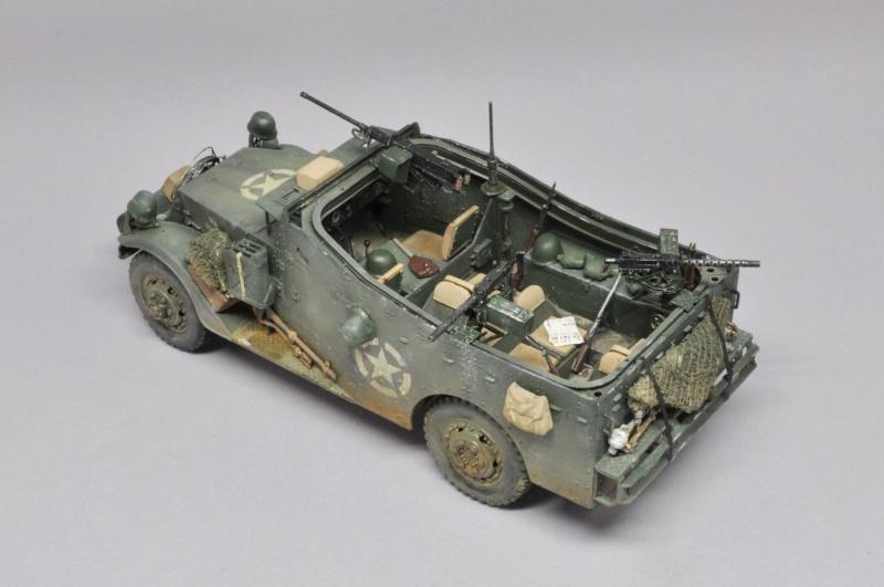 M3A1 Scout Car - 1/35 - Hobby Boss Dsc_0674
