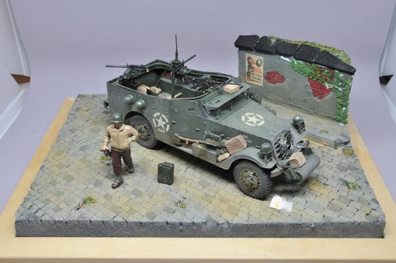M3A1 Scout Car - 1/35 - Hobby Boss Dsc_0683