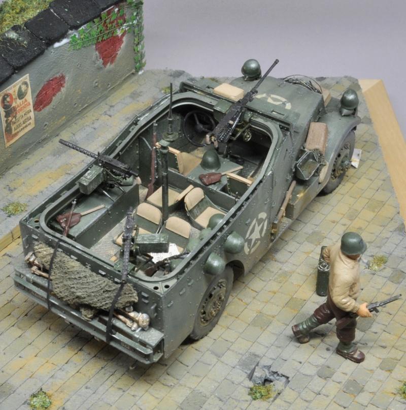 M3A1 Scout Car - 1/35 - Hobby Boss Dsc_0687