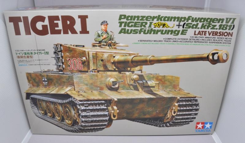 Tiger 1 de Michael Wittmann à Villers Bocage - 1944 - diorama tamiya 1/35 Dsc_0704