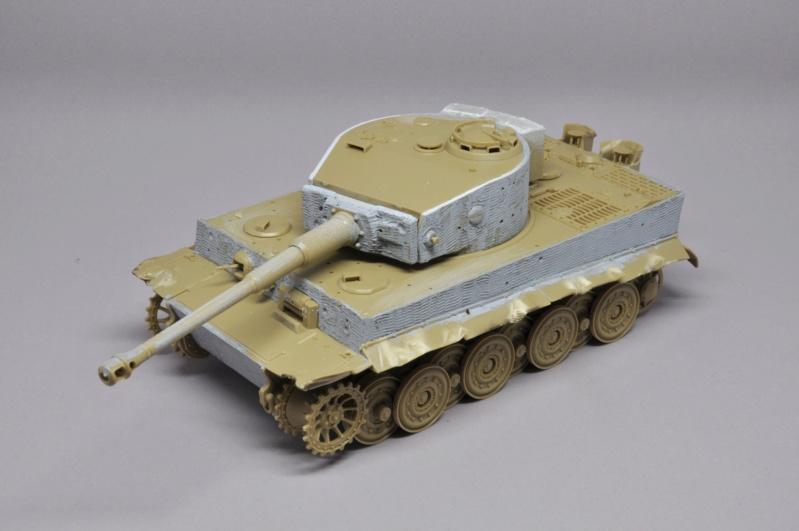 Tiger 1 de Michael Wittmann à Villers Bocage - 1944 - diorama tamiya 1/35 Dsc_0715