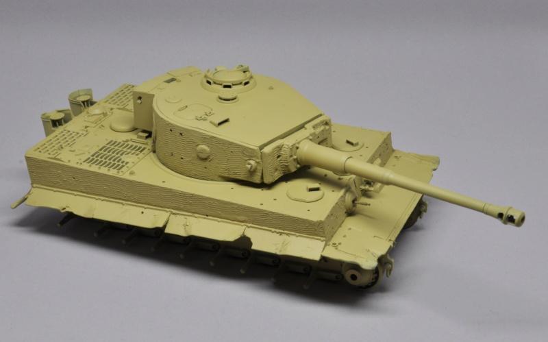 Tiger 1 de Michael Wittmann à Villers Bocage - 1944 - diorama tamiya 1/35 Dsc_0717