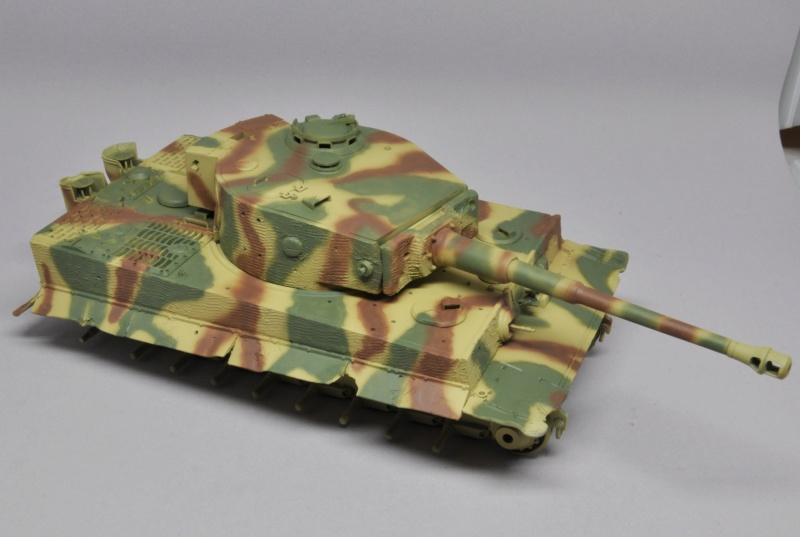 Tiger 1 de Michael Wittmann à Villers Bocage - 1944 - diorama tamiya 1/35 Dsc_0718