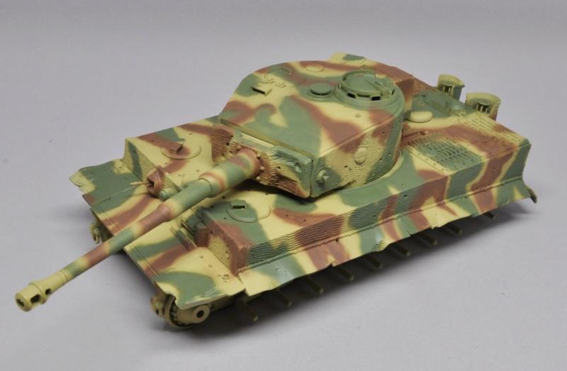 Tiger 1 de Michael Wittmann à Villers Bocage - 1944 - diorama tamiya 1/35 Dsc_0719