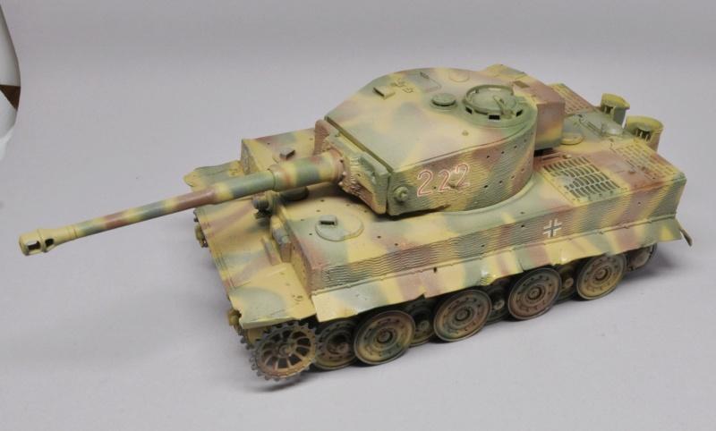 Tiger 1 de Michael Wittmann à Villers Bocage - 1944 - diorama tamiya 1/35 Dsc_0728