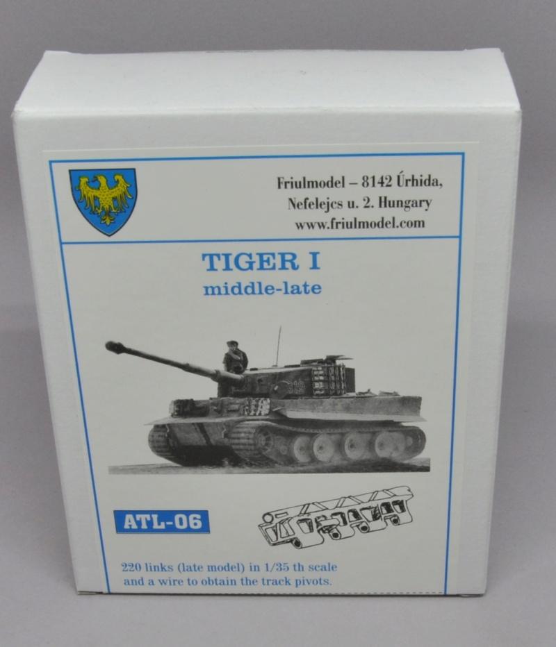 Tiger 1 de Michael Wittmann à Villers Bocage - 1944 - diorama tamiya 1/35 Dsc_0729
