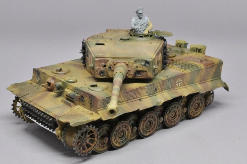 Tiger 1 de Michael Wittmann à Villers Bocage - 1944 - diorama tamiya 1/35 Dsc_0732