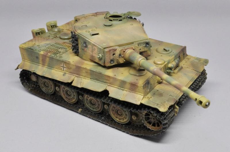 Tiger 1 de Michael Wittmann à Villers Bocage - 1944 - diorama tamiya 1/35 Dsc_0735