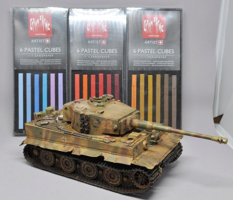 Tiger 1 de Michael Wittmann à Villers Bocage - 1944 - diorama tamiya 1/35 Dsc_0808