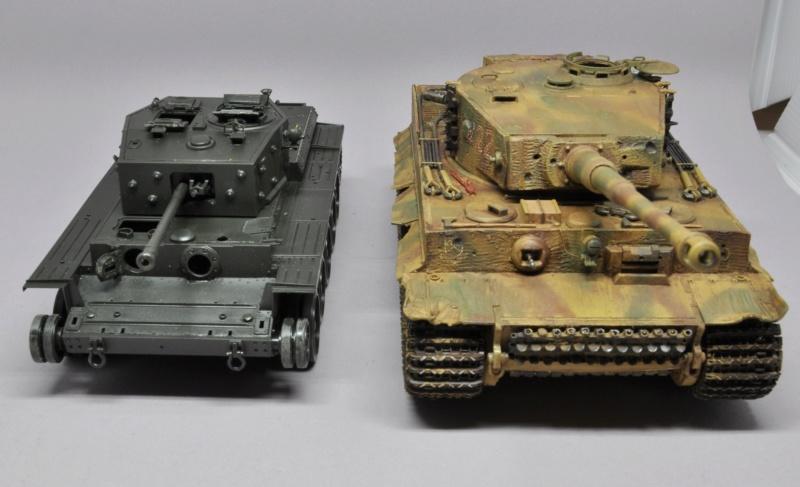 Tiger 1 de Michael Wittmann à Villers Bocage - 1944 - diorama tamiya 1/35 Dsc_0815