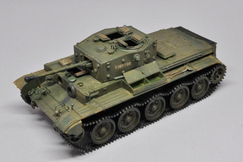 Tiger 1 de Michael Wittmann à Villers Bocage - 1944 - diorama tamiya 1/35 Dsc_0825