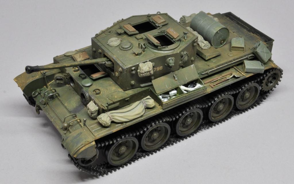 Tiger 1 de Michael Wittmann à Villers Bocage - 1944 - diorama tamiya 1/35 Dsc_0833