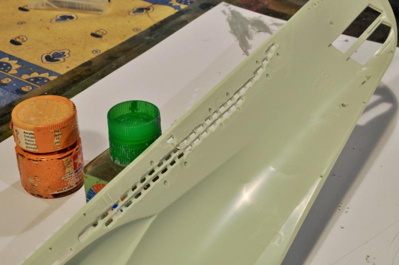 Diorama du U-588 en cale sèche au 1/72 Dsc_0913