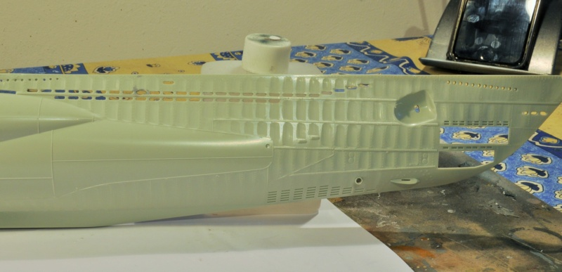 Diorama du U-588 en cale sèche au 1/72 Dsc_0914