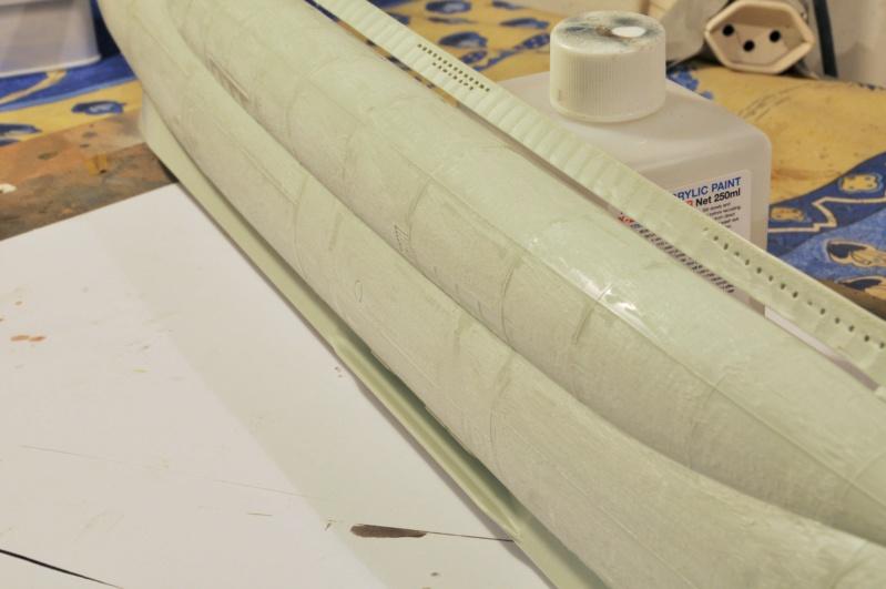 Diorama du U-588 en cale sèche au 1/72 Dsc_0915