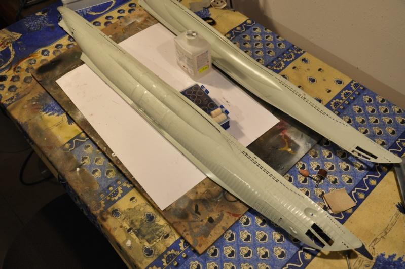 Diorama du U-588 en cale sèche au 1/72 Dsc_0916