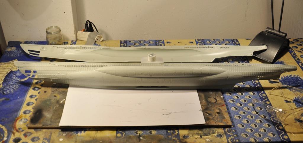 Diorama du U-588 en cale sèche au 1/72 Dsc_0917
