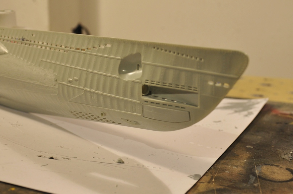 Diorama du U-588 en cale sèche au 1/72 Dsc_0918