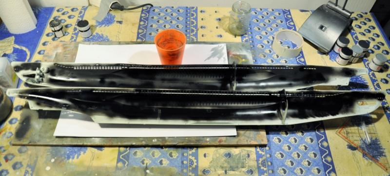 Diorama du U-588 en cale sèche au 1/72 Dsc_0920