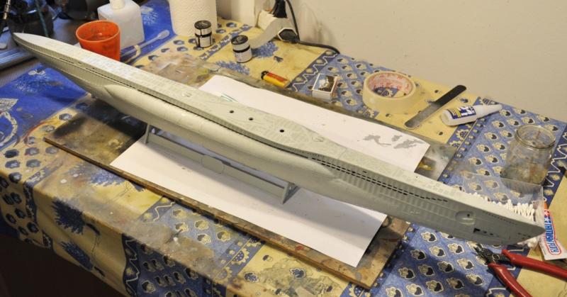 Diorama du U-588 en cale sèche au 1/72 - Page 2 Dsc_0922