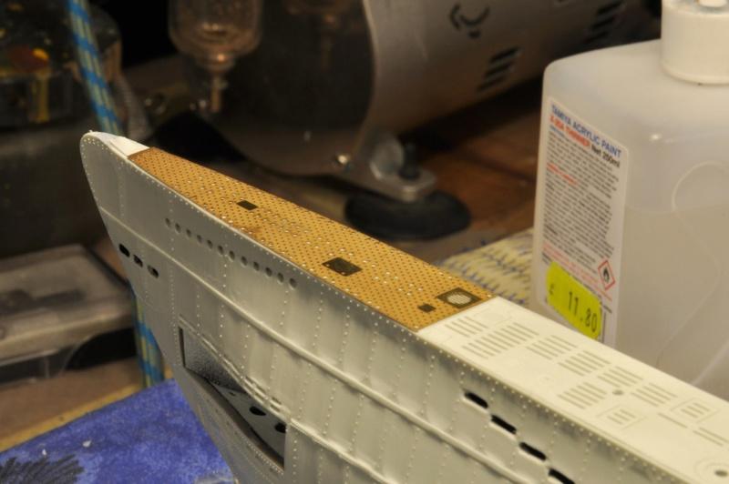 Diorama du U-588 en cale sèche au 1/72 - Page 2 Dsc_0923