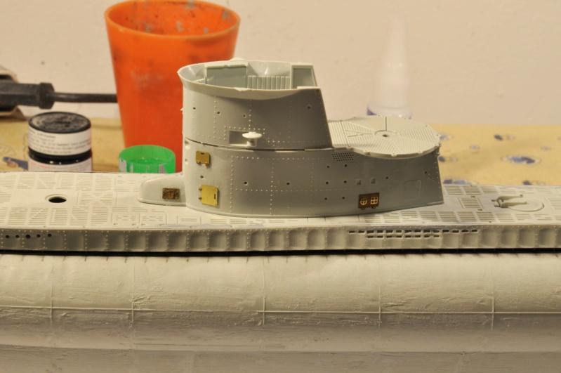 Diorama du U-588 en cale sèche au 1/72 - Page 2 Dsc_0925