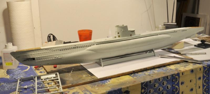 Diorama du U-588 en cale sèche au 1/72 - Page 2 Dsc_0926