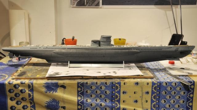 Diorama du U-588 en cale sèche au 1/72 - Page 4 Dsc_0949
