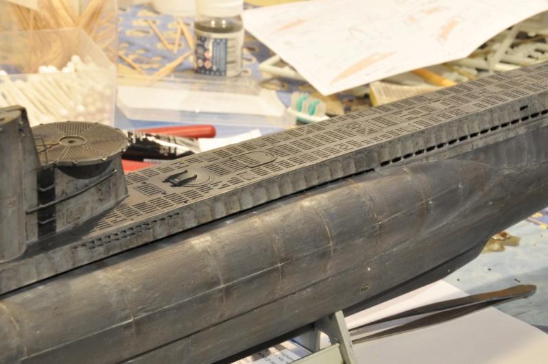 Diorama du U-588 en cale sèche au 1/72 - Page 5 Dsc_0964