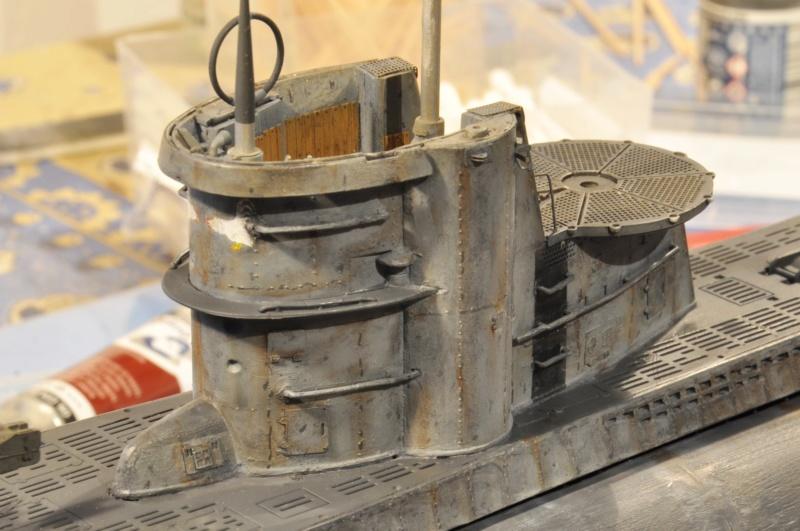 Diorama du U-588 en cale sèche au 1/72 - Page 5 Dsc_0965