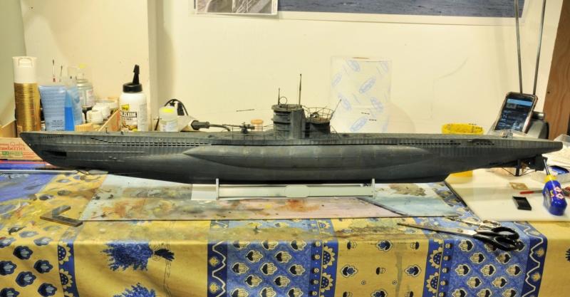 Diorama du U-588 en cale sèche au 1/72 - Page 6 Dsc_0993