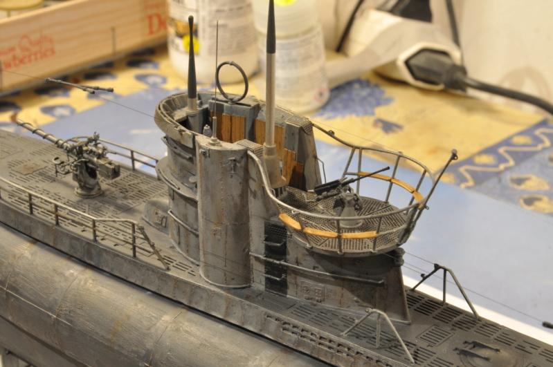 Diorama du U-588 en cale sèche au 1/72 - Page 6 Dsc_0995
