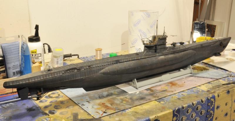 Diorama du U-588 en cale sèche au 1/72 - Page 6 Dsc_0996