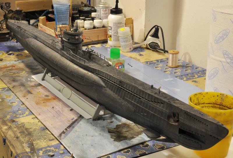 Diorama du U-588 en cale sèche au 1/72 - Page 6 Dsc_0997