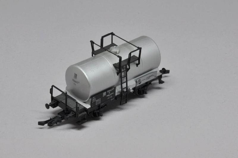 Diorama hivernale - locomotive Crocodile - 1/87 (HO) Dsc_1110