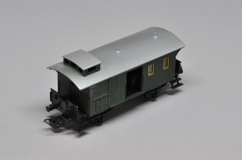Diorama hivernale - locomotive Crocodile - 1/87 (HO) Dsc_1111