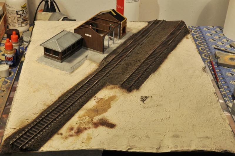 Diorama hivernale - locomotive Crocodile - 1/87 (HO) - Page 2 Dsc_1142