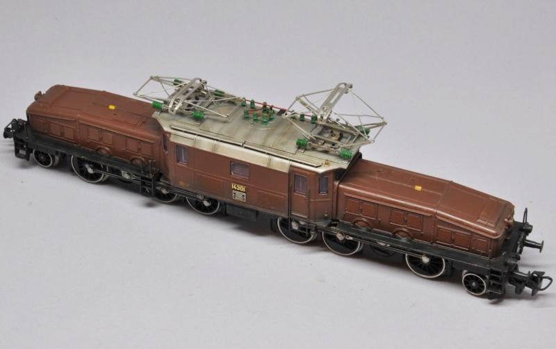 Diorama hivernale - locomotive Crocodile - 1/87 (HO) - Page 2 Dsc_1158