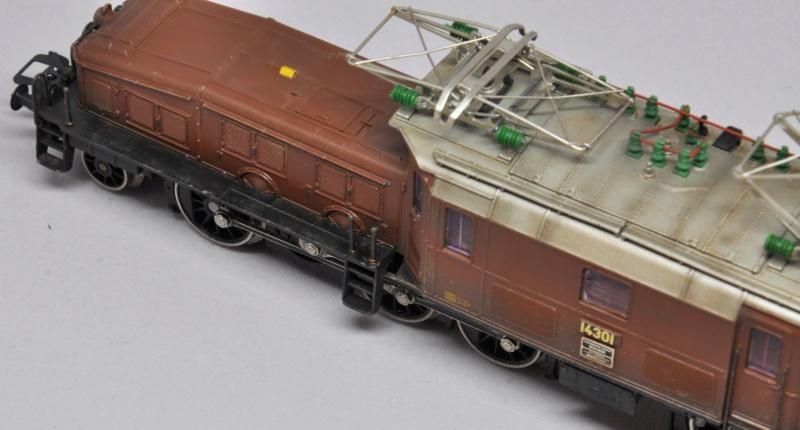 Diorama hivernale - locomotive Crocodile - 1/87 (HO) - Page 2 Dsc_1159
