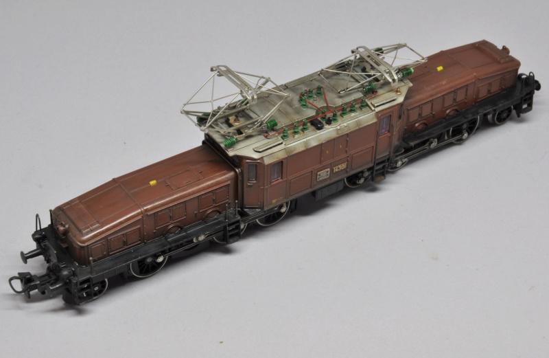 Diorama hivernale - locomotive Crocodile - 1/87 (HO) - Page 2 Dsc_1161
