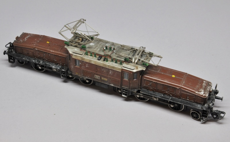 Diorama hivernale - locomotive Crocodile - 1/87 (HO) - Page 2 Dsc_1162